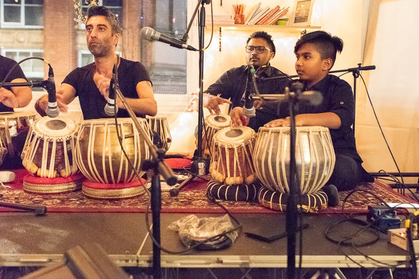 Dalbir Singh Rattan & the Tabla Ensemble